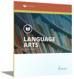 Language Arts 6 Student LIFEPACs Only LAN0600-9780867170610 Publisher: Alpha Omega Publications
