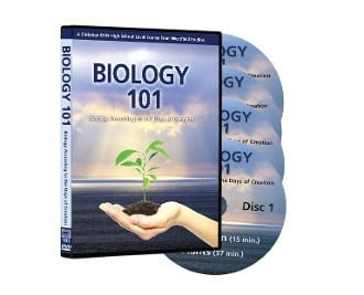 Go to Biology 101 DVD by Westfield Studios
