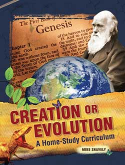 Creation or Evolution Text