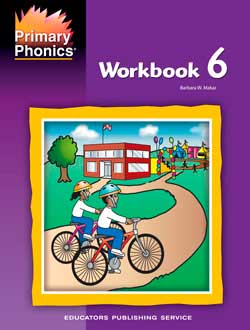 Primary Phonics Level 6