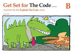 Get Set for the Code Workbook B 2nd Edition 9780838878200