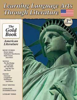 Gold Book American Literature LLATL for High School (LLATL)