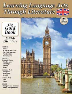 Gold British Book LLATL Grades 9-12