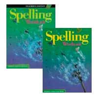 Go to MCP Spelling Workout 2002 Level E Homeschool Bundle Publisher: Modern Curriculum Press