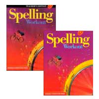 Go to MCP Spelling Workout 2002 Level F Homeschool Bundle Publisher: Modern Curriculum Press