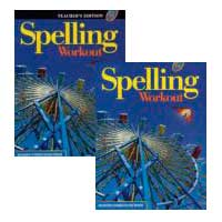 Go to MCP Spelling Workout 2002 Level G Homeschool Bundle Publisher: Modern Curriculum Press
