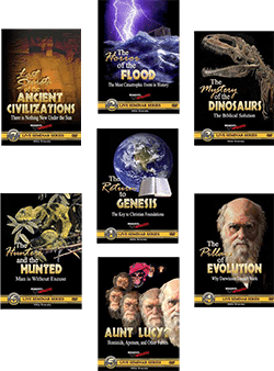 Go to Creation or Evolution DVDs by Mike Snaveley of Mission Imperative
