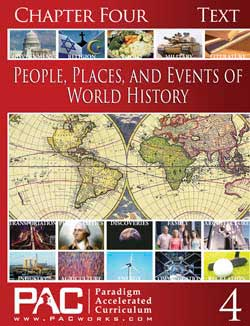 Go to Paradigm World History Course by PacWorks