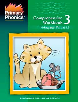 Primary Phonics 3 Comprehension Workbook