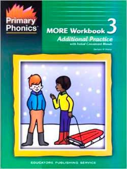 Primary Phonics 3 More Workbook
