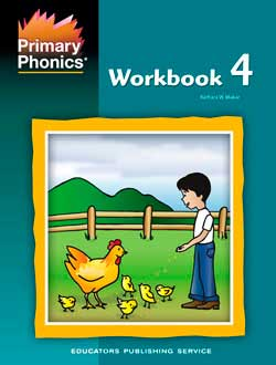 Primary Phonics Workbook Level 4
