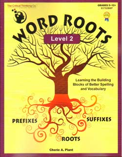 Word Roots Level 2 Workbook 9781601446725