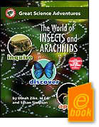 Ebook World of Insects and Arachnids.