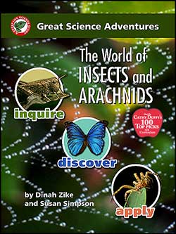 World of Insects and Arachnids.