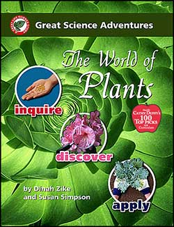 Go to World of Plants, Great Science Adventures Series 9781929683055