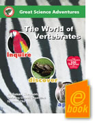E-Book World of Vertebrates-Great Science Adventures.