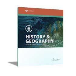 History 10 Student LIFEPACs Only