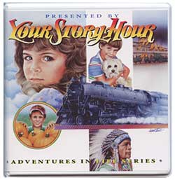 Go to the Adventures in Life CDs by Your Story Hour