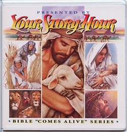 Go to the Bible Comes Alive CDs