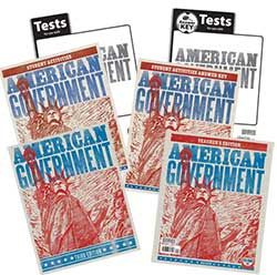 BJU Press American Government Kit