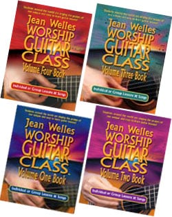 Go to Jean Welles Worship Guitar Class