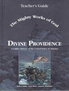 The Mighty Works Of God Divine Providence Teacher's Guide 9780970561862 By Ruth Smith