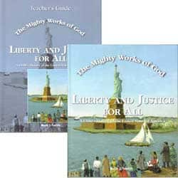 The Mighty Works Of God Liberty and Justice for All Bundle by Ruth J. Smith