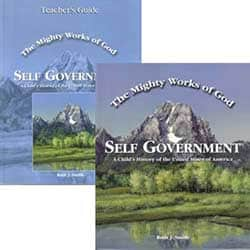 The Mighty Works Of God Self Government Bundle by Bradford Press
