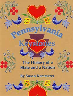 Pennsylvania Keystones Text