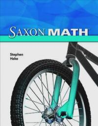 Go to Saxon Math Intermediate 3 ISBN-13: 9780547625867