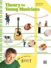 Theory for Young Musicians Notespeller Book.