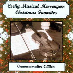 Csehy Musical Messengers Christmas Favorites CD 780093200678