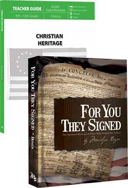 Christian Heritage Package 9780890517697