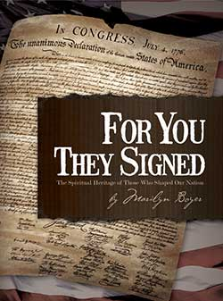 For You They Signed 9780890515983 by Marilyn Boyer