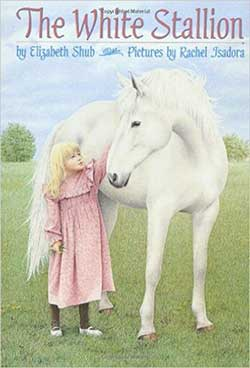 The White Stallion By Elizabeth Shub 9780440412922