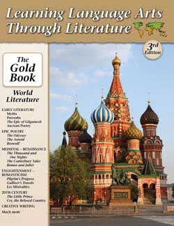 Learning Language Arts Through Literature Gold Book World Literature for High School