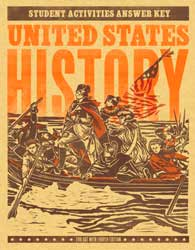 United States History Student Activities Manual Teacher's Edition 268995 by BJU Press