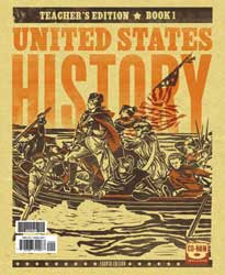 United States History Teacher's Edition 269001 by BJU Press
