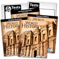 World History Homeschool Kit