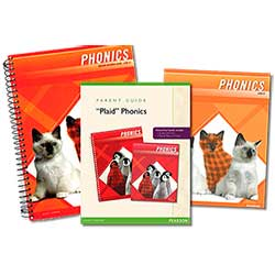 Plaid Phonics D 2011 Homeschool Bundle.