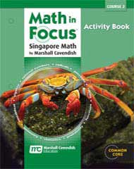 Math in Focus: Singapore Math Activity Book Course 2 9780547579054