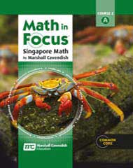 Math in Focus Course 2A Grade 7 Homeschool Kit 9780544129412