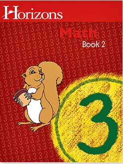 Go to Horizons Math 3 By Alpha Omega Publications