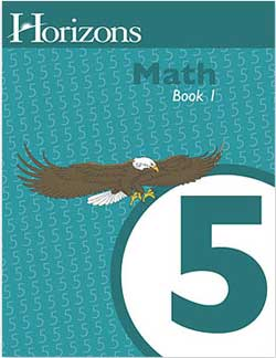 Go to Horizons Math 1 By Alpha Omega Publications By Alpha Omega Publications