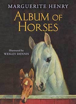 Album of Horses By Marguerite Henry 9781481442589