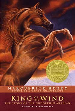 King of the Wind By Marguerite Henry 9781416927860