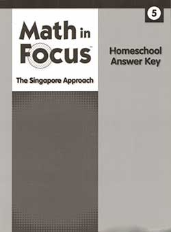 Go to Math in Focus 5 Homeschool Answer Key 9780544054369