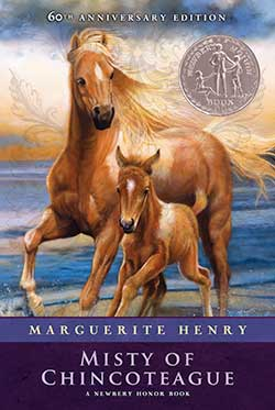Misty of Chincoteague By Marguerite Henry 9781416927839