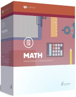 LIFEPAC Math 5th Grade Mathematics Set