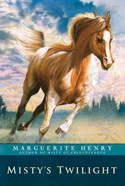 Misty's Twilight 9781416927877 by Marguerite Henry